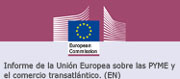 Informe de la Unión Europea sobre las PYME y el comercio transatlántico. (EN)